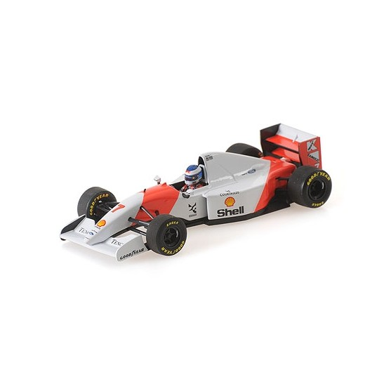 Mclaren Ford MP4/8 F1 3th Japanese GP 1993 Mika Hakkinen 1:43
