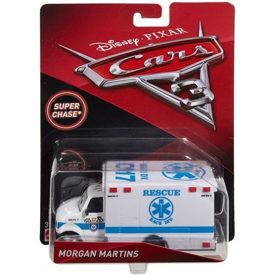 Morgan Martins Rescue 1:64 Disney Pixar Cars 3