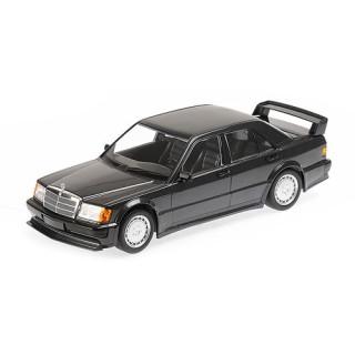 Mercedes-Benz 190E (W201) 2.5-16 EVO 1 1989 Blue Black Metallic 1:18