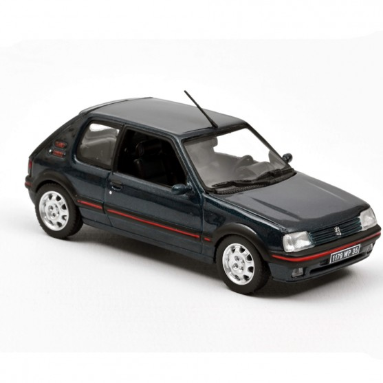 Peugeot 205 GTi 1.9 1992 Sorrento Green 1:43