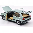 Volkswagen Golf CL 1987 Light Green metallic 1:18