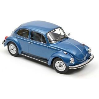 Volkswagen 1303 City 1973 Blue metallic 1:18