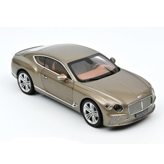 Bentley Continental GT 2018 Dark Cashmere metallic 1:18