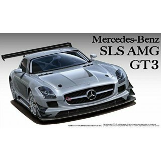 Mercedes-Benz SLS AMG Gt3 Kit 1:24