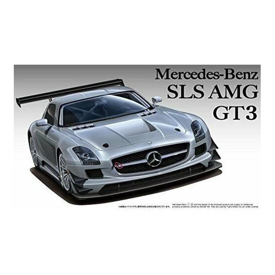 Mercedes-Benz SLS AMG Gt3 Kit 1:24