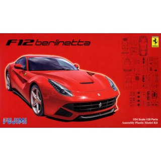 Ferrari F12 Berlinetta Kit 1:24