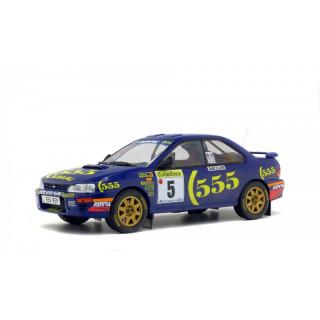 Subaru Impreza Rally Montecarlo 1995 Carlos Sainz / Luis Moya 1:18