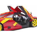 McLaren F1 GTR Launch Livery 1996 Red - Yellow 1:18