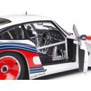 Porsche 935/78 Moby Dick 8th 24h LeMans 1978 Schurti - Stommelen 1:18