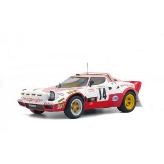 Lancia Stratos Gr.4 Montecarlo 1977 Christine Dacremont / Colette Galli 1:18