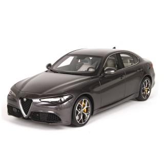 Alfa Romeo Giulia Veloce 2017 Grigio Vesuvio 1:18