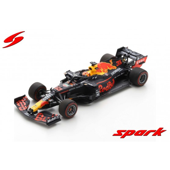 Red Bull Aston Martin RB16 3rd Styrian Gp 2020 Max Verstappen 1:43