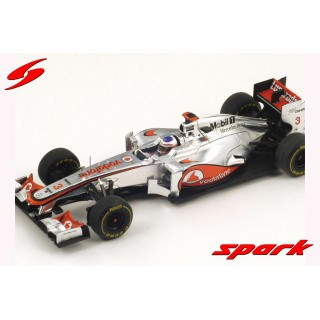 Mclaren Mercedes Vodafone MP4/27 F1 2012 winner Australian GP Jenson Button 1:43