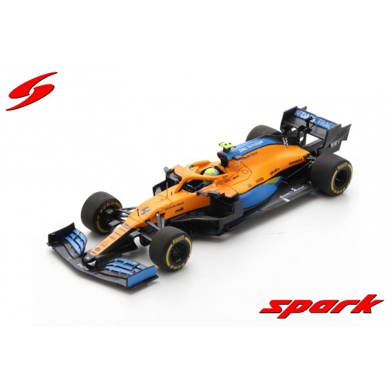 McLaren Renault MCL35 F1 2020 3th Austrian Gp Lando Norris 1:43