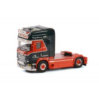 "Scania Streamline Topline 4X2 ""Top Transport"" (NL) 1:50"