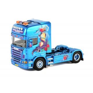 "Scania R5 Topline 4x2 ""Heros"" (NL) 1:50"