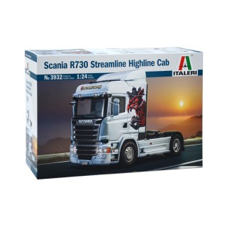 Scania R730 Streamline Higline Cab Chimera  Kit 1:24