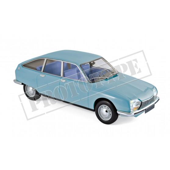 Citroën GS Club 1972 Camargue Blue 1:18