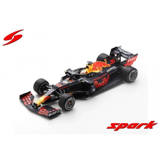 Red Bull Aston Martin RB16 Barcelona Test 2020 Max Verstappen 1:18