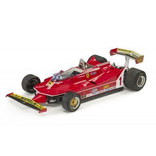 Ferrari 312 T5 1980 Jody Scheckter 1:18