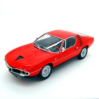 Alfa Romeo Montreal 1970 Rosso 1:18