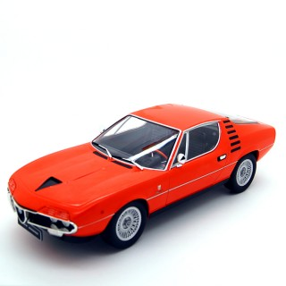 Alfa Romeo Montreal 1970 Arancio 1:18