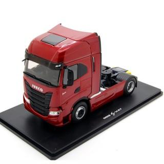 Iveco S-Way S570 2020 Rouge Metallic 1:43