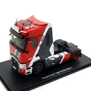 """Renault T520 High """"The Boss"""" Grigio Rosso 1:43"""