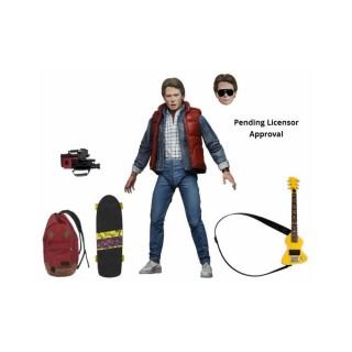 """Marty McFly da """"Ritorno al Futuro I"""" action figures 18cm"""