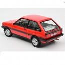 Ford Fiesta XR2 1981 Red 1:18