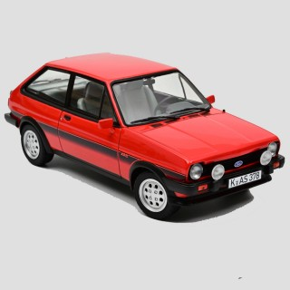 Ford Fiesta XR2 1981 Red 1:18