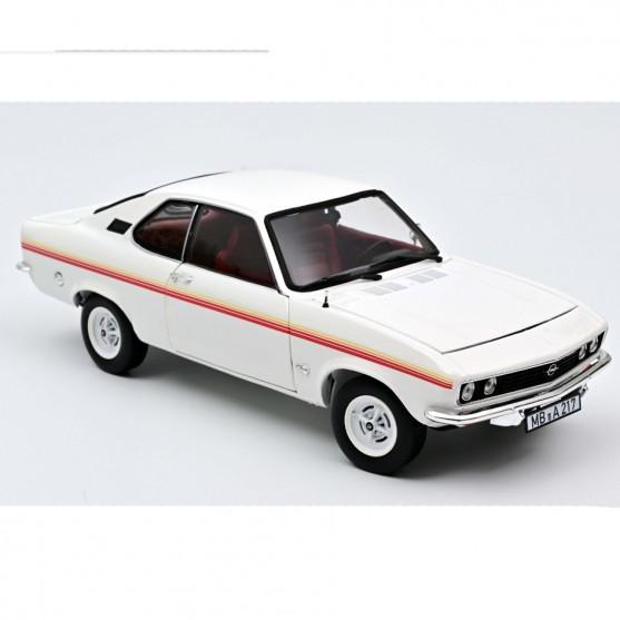 """Opel Manta """"Swinger"""" 1975 White 1:18"""