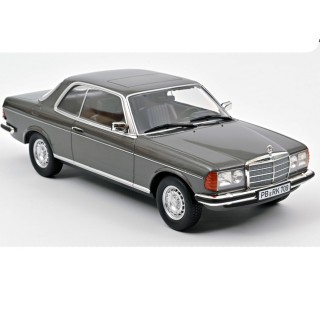 Mercedes-Benz 280 CE 1980 Anthracite metallic 1:18