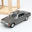 Mercedes-Benz 280 CE 1980 Anthracite metallic 1:18