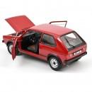 Volkswagen Golf GTI 1976 Red 1:18