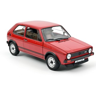 Volkswagen Golf GTI 1976 Red 1:18