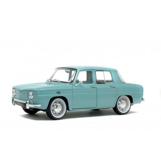 Renault 8 Major 1967 Bleu Clair 1:18