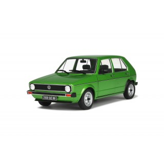 Volkswagen Golf L 1983 Viper Green 1:18