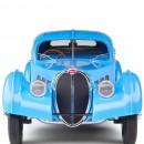 Bugatti Atlantic 57SC 1936 Azzurro Bugatti 1:18