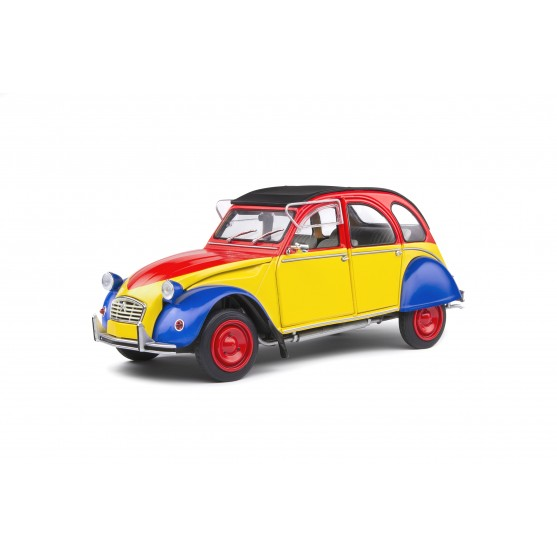 Citroen 2 CV6 Anise Richard 1:18