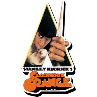 Stanley Kubrick Orange Knife - Arancia meccanica
