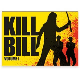 Kill Bill Volume I Magnete