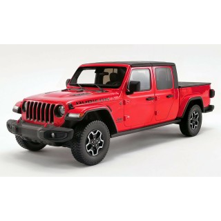 Jeep Gladiator Rubicon 2020 Firecracker Red 1:18