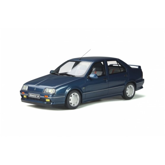 Renault 19 Chamade Ph.1 16S 1989 Blue Sport 1:18