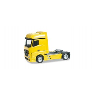 Mercedes-Benz Actros Bigspace trattore stradale Giallo 1:87