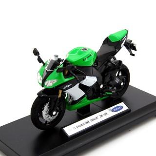 Kawasaki Ninja ZX-10R 2009 Green 1:18