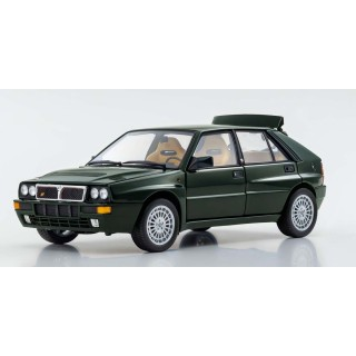 Lancia Delta Integrale Evolution II 1992 Verde York 1:18