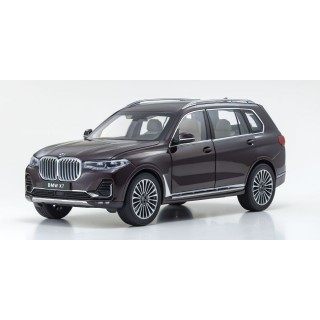 BMW X7 (G07) 2019 Ametrine Metallic 1:18