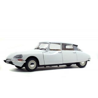 Citroen DS 23 1972 white 1:18