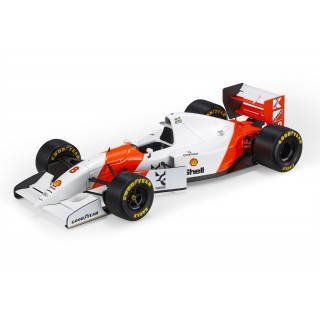 Mclaren Ford MP4/8 F1 1993 Ayrton Senna 1:18